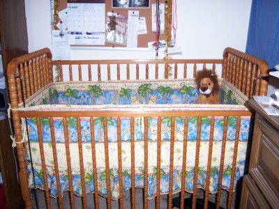 Melody Crib