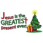Christian Christmas T-shirt (Giveaway)