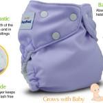 Fuzzi Bunz One Size Diaper Review