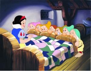 SW_7Dwarfs_Bed
