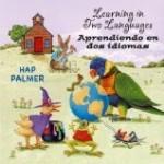 Hap Palmer's Learning in Two Languages/ Aprendiendos en dos idiomas {Music Review}