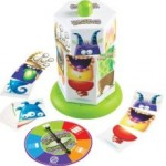 Learning Resource Game: Twist & Match Monsters Matching Game {review & giveaway}