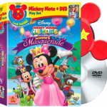 Mickey Mouse Clubhouse: Minnie's Masquerade {Review + Giveaway}