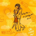 Lucky Diaz and the Family Jam Band | Oh Lucky Day! {review}