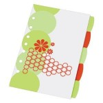 Keeping Organized with Write -On Plastic Dividers by Avery!