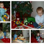 Christmas Day and New Years Presents