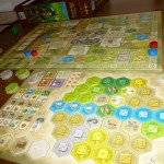 Board Game Review: The Castles Of Burgundy by Ravensburger