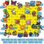 Review & Giveaway: Learning Your ABCs Felt Board Set by Betty Lukens