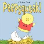 Book Review: Peepsqueak!