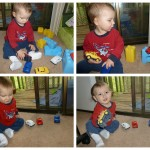 Review & Giveaway: Green Toys – Mini Vehicle Set