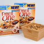 Review & Giveaway: Fiber One Nutty Clusters & Almonds Cereal