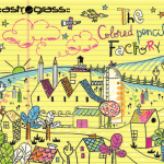 CD Review: The Colored Pencil Factory by Astrograss