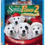 SANTA PAWS 2: SANTA PUPS Arrives on Blu-ray!