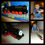 Thomas & Friends Wooden Railway – Battery-Operated Hiro {Review}