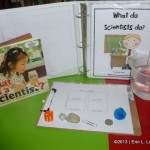 Kindergarten Science: What is a Scientist? Lesson & Experiment
