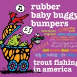 Rubber Baby Buggy Bumpers Kids Music Album coming in September