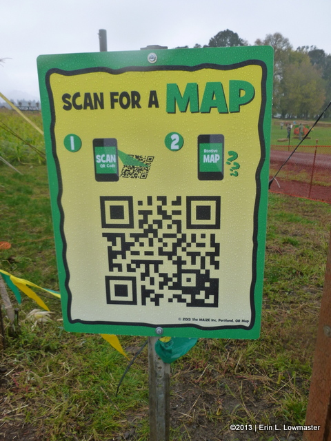 If you need a map & have a cellphone handy!