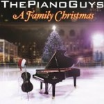 """Piano Guys """"A Family Christmas"""" album {review + flash giveaway}"""