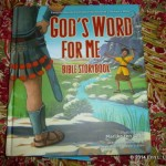 God's Word for Me: Favorite Bible Stories from the International Children's Bible Review