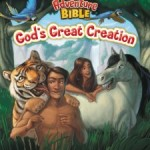 God's Great Creation {Book Review}