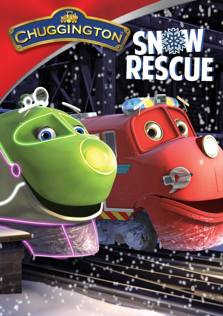 Chugg Snow Rescue Box Art