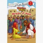 Miracles of Jesus  {Book Review}