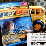 Great Commission Films: IndoctriNation {Schoolhouse Crew Review}