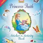 Princess Faith Sticker & Activity Book {Review}
