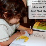 First Start Reading by Memoria Press {Schoolhouse Crew Review}