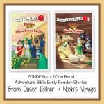 Adventure Bible Early Readers Stories by Zonderkidz