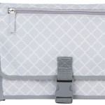 Newborn Essentials:  LK Baby Diaper Organizer Clutch with Changing Pad #lkchangingpad