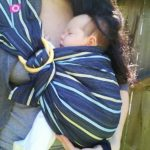 Mamaway Ring Sling Carrier {Review}