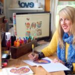 Latest Coloring Offerings from Wendy Piersall