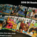 DK Readers, new in 2016 – LEGO, Star Wars, Jungle Animals and more!