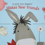 Flash the Donkey Makes New Friends {Book Review}