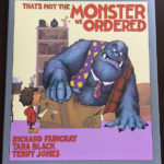 That's Not The Monster We Ordered {Book Review}