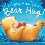 I'm Going to Give You a Bear Hug! {Board Book Review}