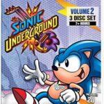 Sonic Underground Volume 2 Collector's Edition!