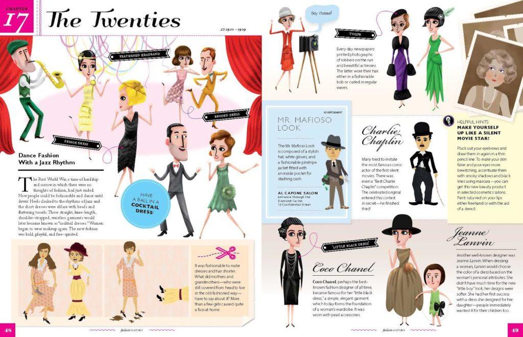 Free Fashion Design Templates Tutorials: Industry Essentials 54
