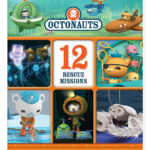 The Octonauts: 12 Rescue Missions DVD & Octonauts Toy Giveaway