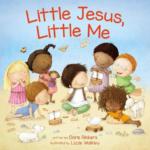 Little Jesus, Little Me {Board Book Review}