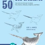 Draw 50: Sea Creatures {Book Review}